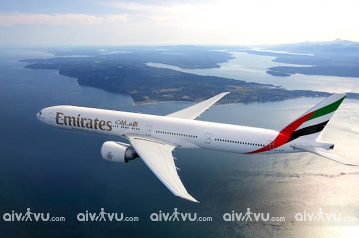 Hãng hàng không Emirates của nước nào?