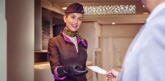 Hướng dẫn làm thủ tục lên máy bay Etihad Airways