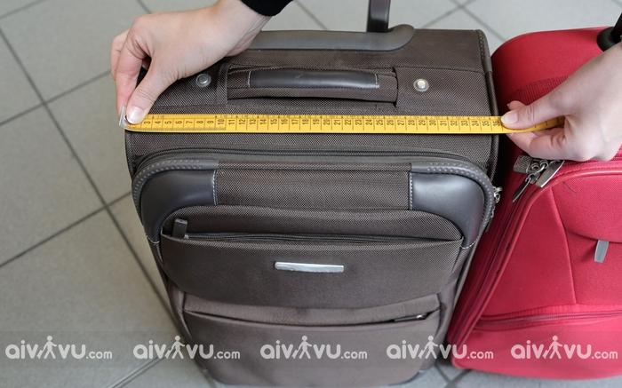 Kích thước hành lý khi đi máy bay Qatar Airways chi tiết nhất