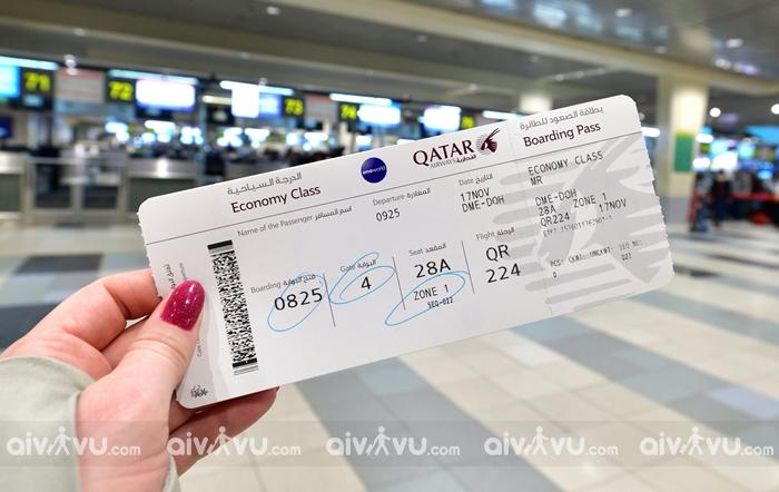 Kinh nghiệm mua vé máy bay Qatar Airways giá rẻ