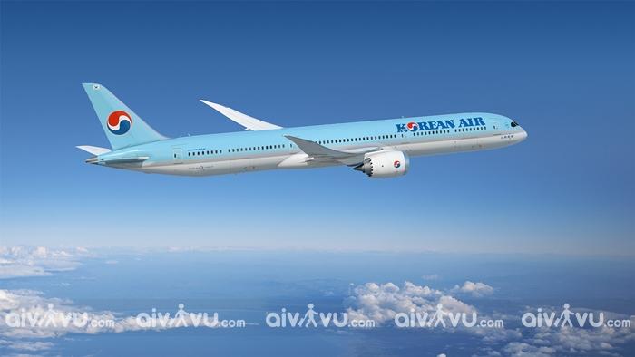 Korean Air thông báo lịch bay Hàn Quốc – Việt Nam tháng 12 và tháng 1
