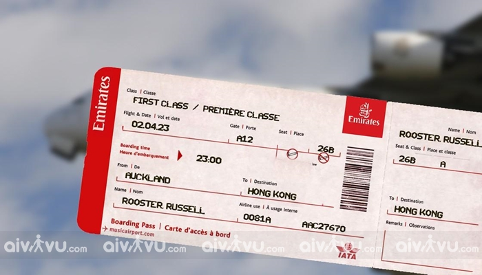 Mua vé máy bay Emirates giá rẻ