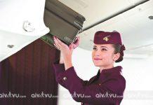 Quy định hành lý xách tay Qatar Airways mới nhất