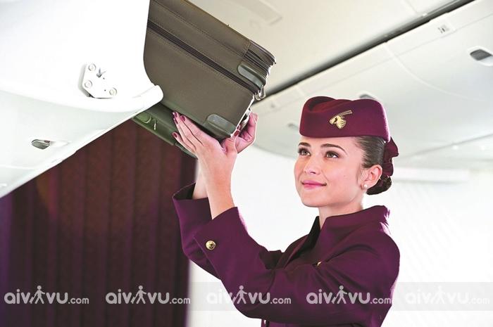 Quy định về hành lý xách tay và ký gửi của Qatar Airways