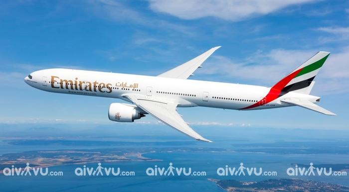 Trường hợp được đổi vé máy bay Emirates