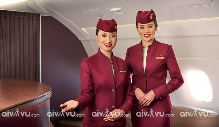 Văn phòng đại diện Qatar Airways tại Hồ Chí Minh Hà Nội