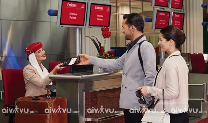 Những trường hợp hủy vé máy bay Emirates