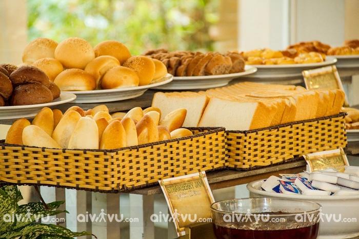 Miễn phí bữa sáng tại khách sạn Eden Resort Phú Quốc