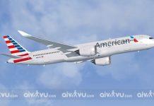 Quy định đổi vé máy bay American Airlines
