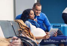 Bà bầu đi máy bay Qatar Airways cần giấy tờ gì?