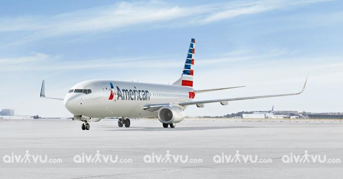 Đại lý American Airlines chính thức tại Việt Nam