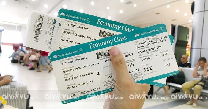 Hướng dẫn kiểm tra code vé máy bay Vietnam Airlines