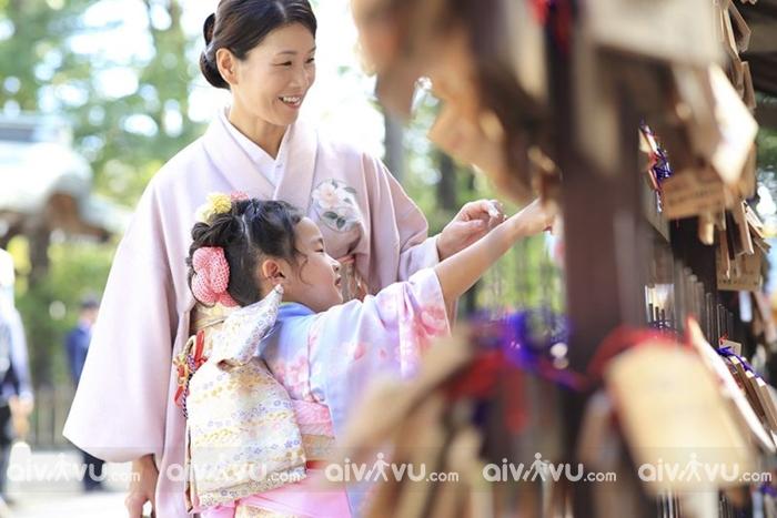 Lễ hội Shichi – go – San là gì?