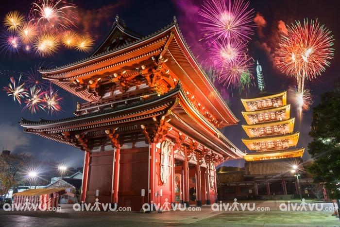 Tổng hợp các lễ hội Nhật Bản đặc sắc nhất