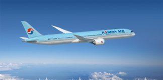 Lịch bay thương mại Việt Nam – Hàn Quốc tháng 1 – 3 Korean Air