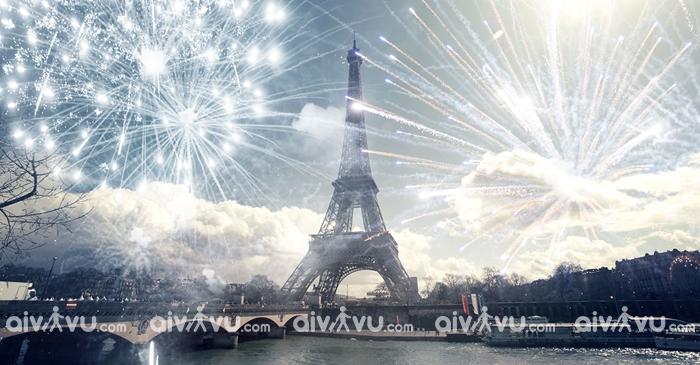 Người Pháp chào đón năm mới như thế nào?