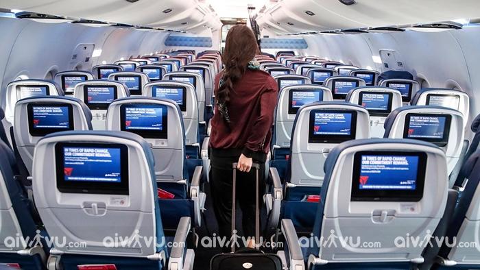 Quy định hành lý của American Airlines