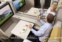 Tìm hiểu về dịch vụ ghế ngồi ưu tiên trên chuyến bay Asiana Airlines