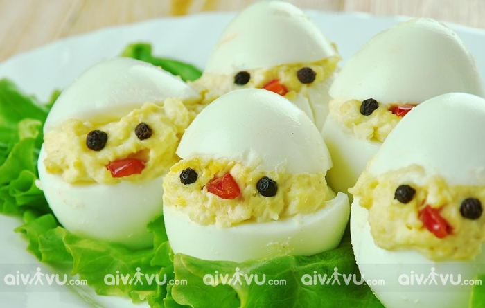 Trứng Deviled món ăn hấp dẫn du khách khi đến Kentucky