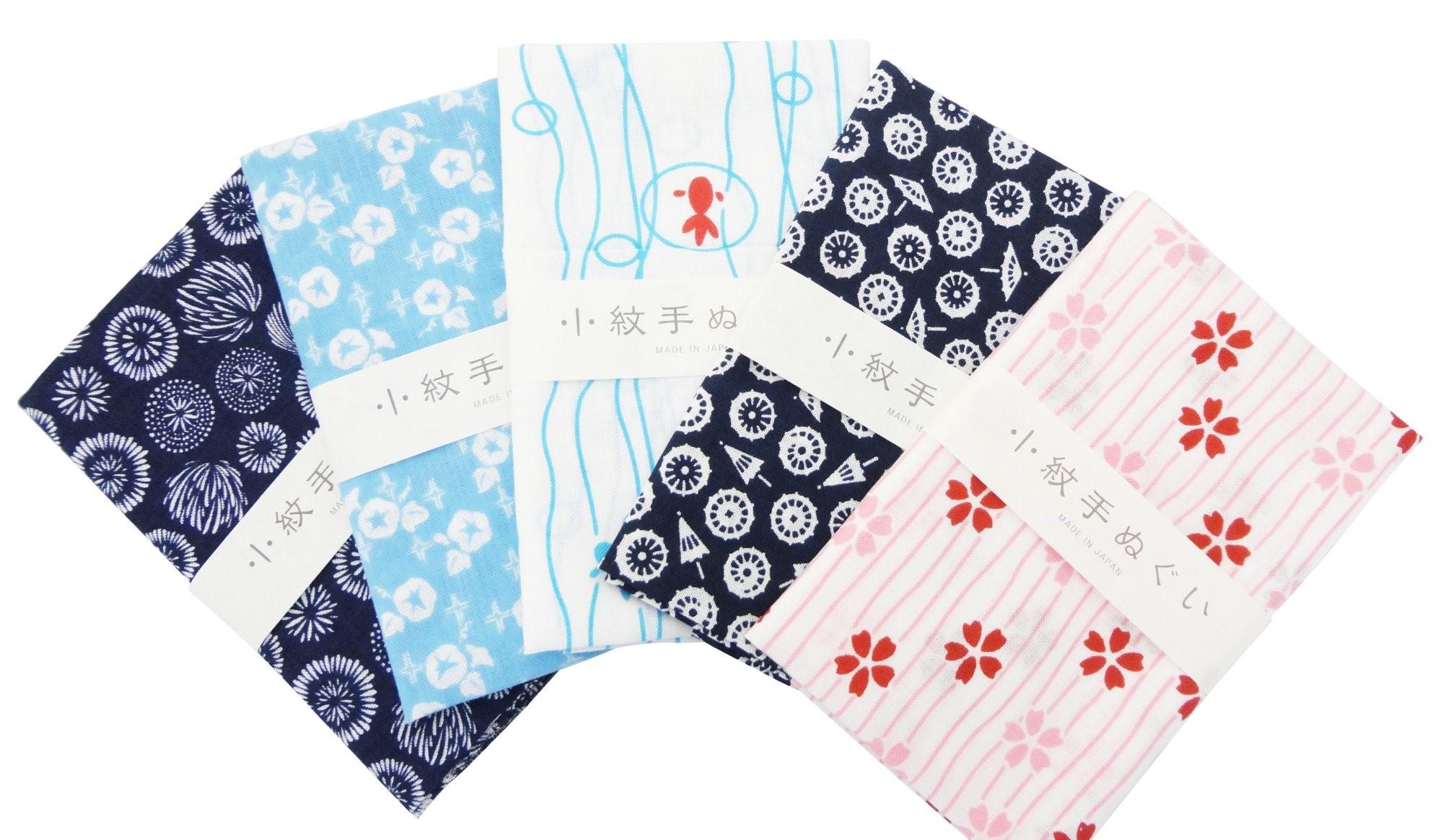 """Văn hóa Nhật Bản qua """" chiếc khăn tay"""""""