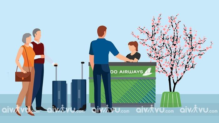 Hướng dẫn làm thủ tục Tết 2021 Bamboo Airways