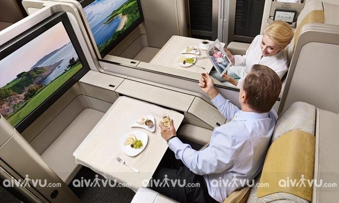 Điều kiện và thời hạn mua vé thương gia Asiana Airlines