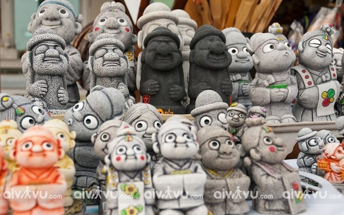 Độc lạ với quà lưu niệm đảo Jeju