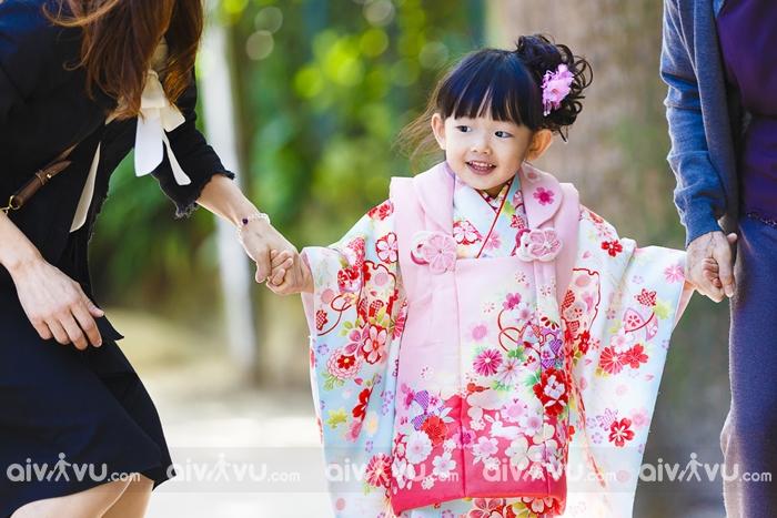 Du lịch Nhật Bản khám phá lễ hội Shichi – go – San tháng 11