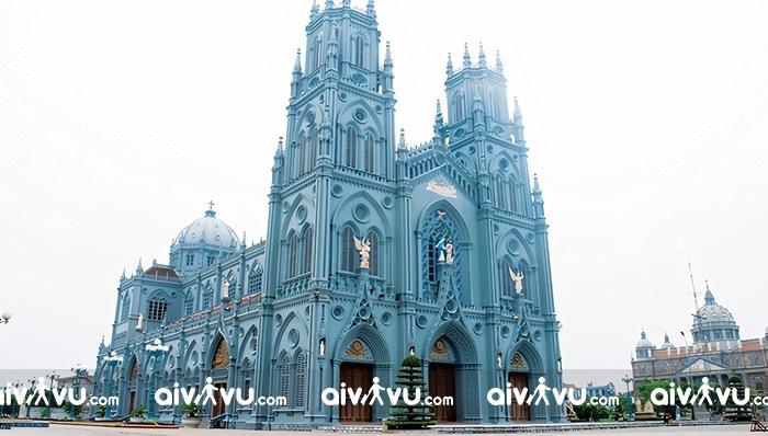 Nam Định - xứ sở của giáo đường