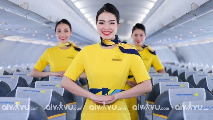 Có thể đổi tên trên vé máy bay Vietravel Airlines được không?