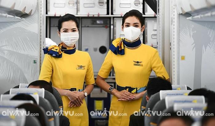 Giấy tờ khi đi máy bay Vietravel Airlines Quốc tế