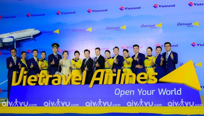 Giới thiệu hãng hàng không Vietravel Airlines