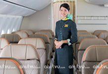 Lịch bay của hãng hàng không Eva Air về Việt Nam