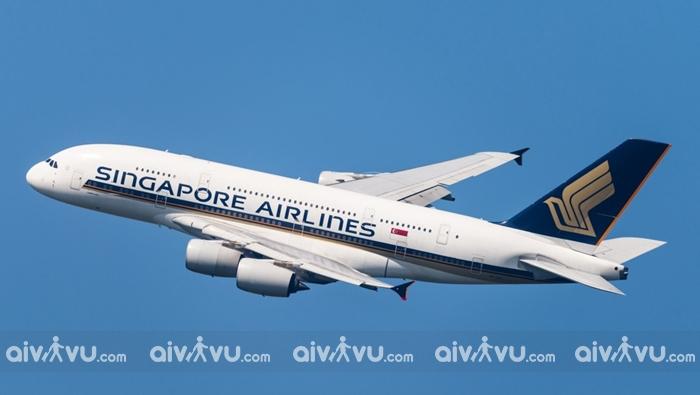 Lịch bay của hãng hàng không Singapore Airlines đến Việt Nam 2021