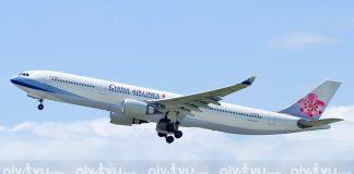 Lịch bay hãng hàng không China Airlines về Việt Nam
