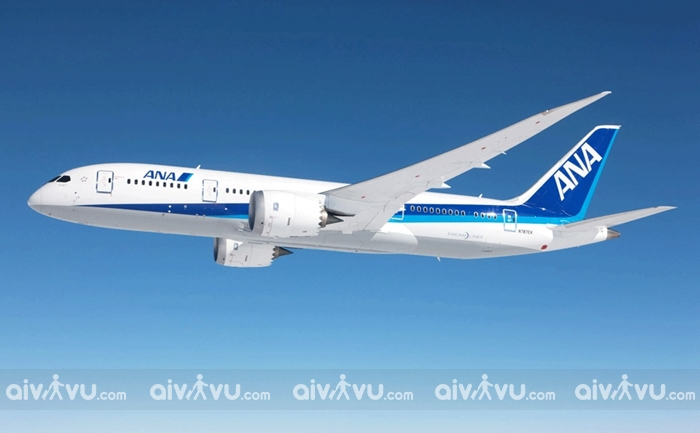 Lịch bay hãng hàng không Nippon Airlines về Việt Nam
