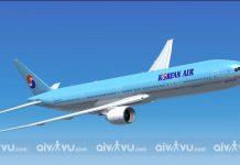 Lịch bay từ Hàn Quốc về Việt Nam tháng 01/2021