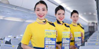 Quy định đổi ngày vé máy bay Vietravel Airlines