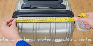 Quy định kích thước hành lý khi đi máy bay Vietravel Airlines