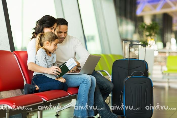 Trẻ em đi máy bay Vietravel Airlines cần giấy tờ gì?
