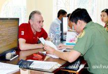 Hướng dẫn gia hạn tạm trú cho người nước ngoài bị ảnh hưởng bởi Covid