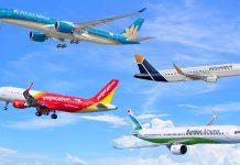 Cao điểm Tết Nguyên đán 2021 có tới 1.200 chuyến bay nội địa mỗi ngày