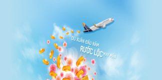Vietnam Airlines khuyến mãi du lịch thả ga đón mừng năm mới