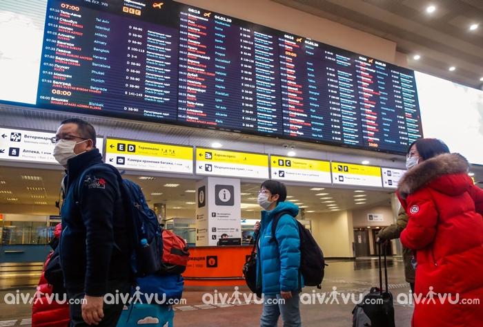 Thông báo yêu cầu khai báo bắt buộc khi nhập cảnh Hàn Quốc 2021