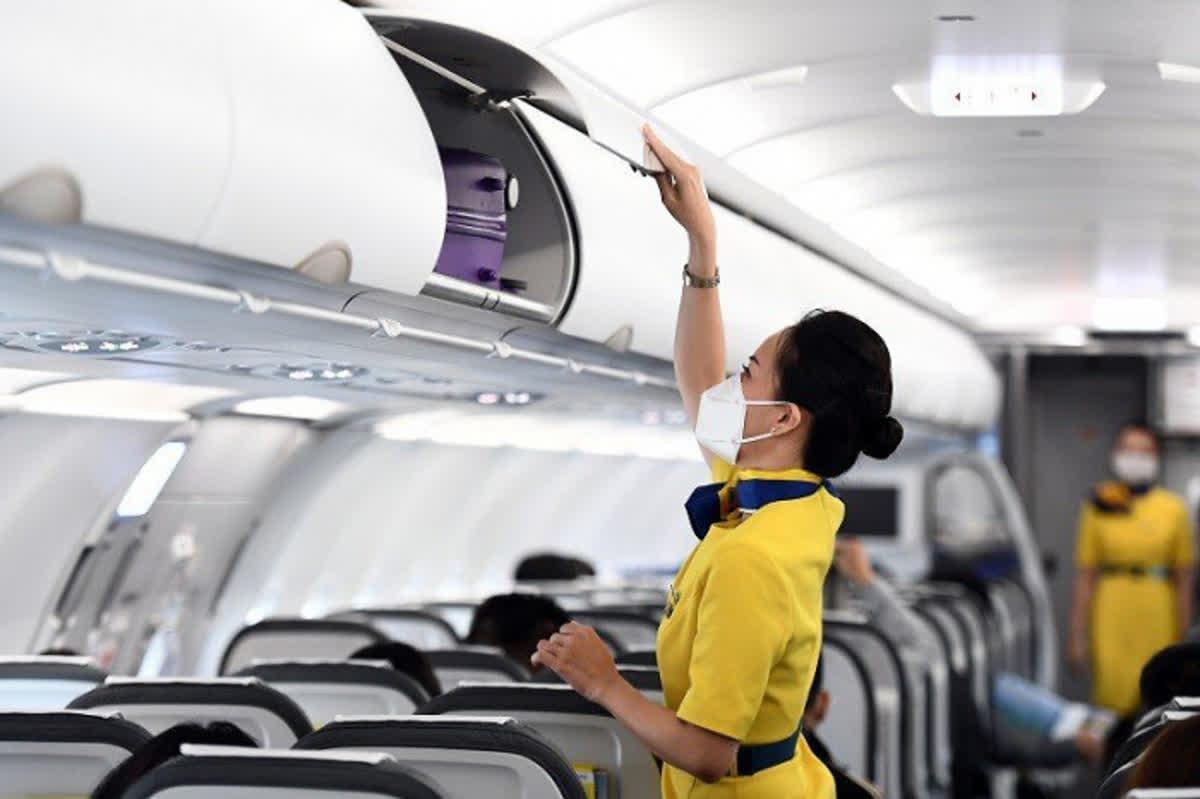 Quy định hành lý xách tay Vietravel Airlines chi tiết nhất