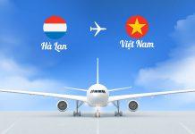 Vé máy bay từ Hà Lan về Việt Nam giá rẻ