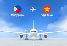 Vé máy bay từ Philippines về Việt Nam giá rẻ