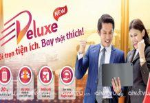 Vietjet Air giảm 20% giá vé khi nhập mã DELUXE2021