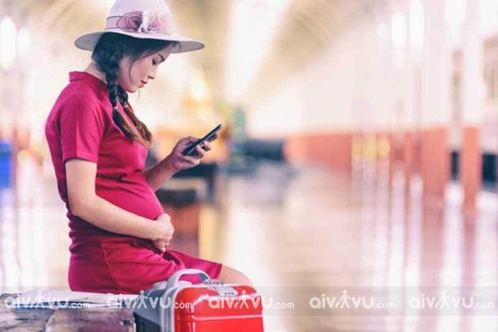 Bà bầu đi máy bay Vietravel Airlines cần giấy tờ gì?