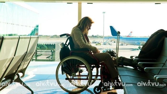 Dịch vụ hỗ trợ hành khách khuyết tật Vietravel Airlines